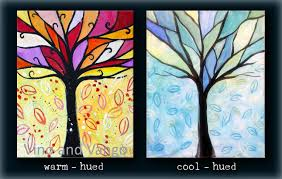 stained glass tree class