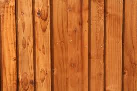 Should I Paint Or Stain My Fence The Fence Authority