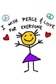 i wish peace and love for everyone happy new year quotes