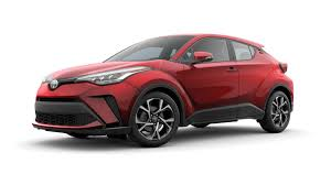 Toyota C-HR Carves Out Its Own Niche for 2020 with New Exterior Styling -  Toyota USA Newsroom