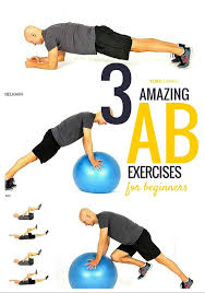 3 amazing ab exercises for beginners