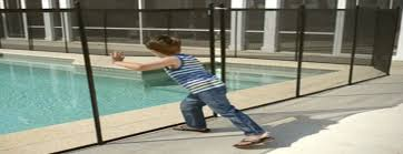 Protect A Child Removable Pool Fencing