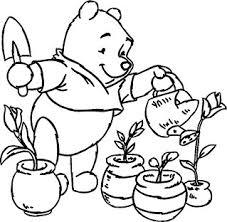 Winnie The Pooh Kleuteridee