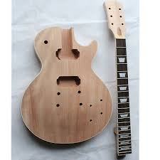 new project diy electric guitar kit