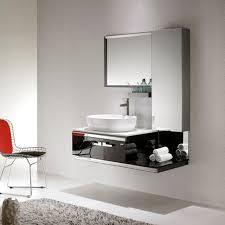 bathroom mirror cabinet stainless steel