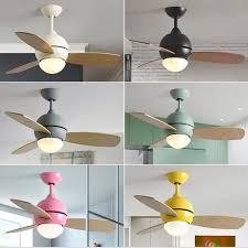 Mini Ceiling Fan Bedroom Roof Fan Children Room Kids Ceiling Fan Light With Remote Control 36 Inch 220v 110v Ventilador Techo Ceiling Fans Aliexpress