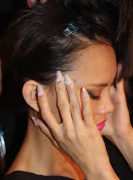 sti nails rihanna new