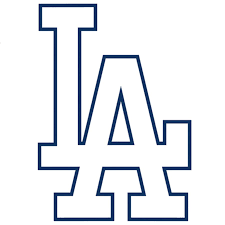 Los Angeles Dodgers Fathead Giant Removable Decal