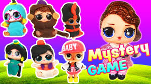 LOL Surprise Dolls Mystery Movie Game ...