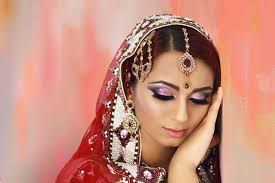 indian bridal hair and makeup west