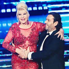 Ivana Trump Stops By Italian Dancing With The Stars