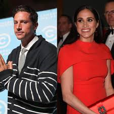 Actor Simon Rex REVEALS many British Tabloids offered him big money to LIE  about hooking up with Meghan Markle   PINKVILLA