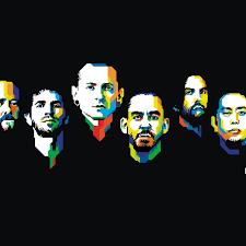 american rock band minimal hd 5k