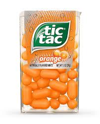 flavours tic tac