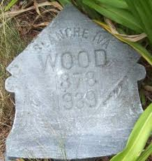 Blanche Iva Murphy Wood (1878-1939) - Find A Grave Memorial