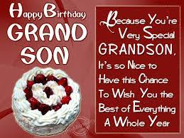 updated birthday wishes for grandson birthday wishes zone