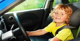 the evolution of child car seats in