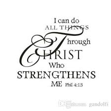 Home Decor Diy I Can Do All Things Through Christ Bible Quote Removable Pvc God Wall Stickers Home Decor Art Wall Decals Yy Room Decoration Stickers Room Stickers From Gandolfi 4 02 Dhgate Com