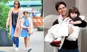 Tom Cruise 'hasn't seen daughter Suri in years' according to ...
