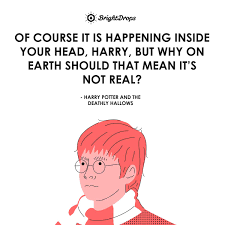 inspirational harry potter quotes for a braver you