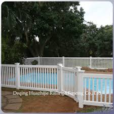 Fd1 China Pvc Child Safety Pool Fence Manufacturer Supplier Fob Price Is Usd 38 26 56 47 Set