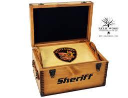 badge keepsake box