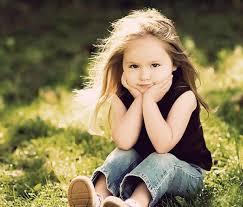 صورة بنت حلوة صغيرة