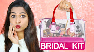 indian bridal makeup kit the ultimate