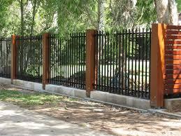 Image Result For Rural Front Fence Ideas Fence Design Fence Landscaping Backyard Fences