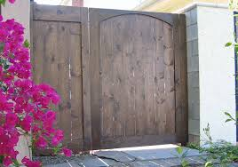 how to build a wooden gate buildeazy