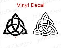 Celtic Decal Etsy
