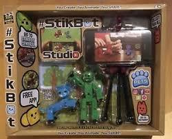 zing stikbot studio kids stop motion