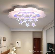 2020 Ceiling Light Simple Bedroom Lights For Children Room Kids White Ac85 265v Dimming Remote Control Modern Led Ceiling Lamp Myy From Meilibaode2008 172 33 Dhgate Com