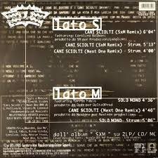 Sangue Misto - Cani Sciolti EP Lyrics and Tracklist