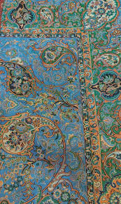 persian termeh tablecloth tapestry
