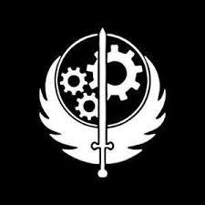 Brother Of Steel Fallout Bioshock Vinyl Car Laptop Window Wall Decal Mymonkeysticker Com
