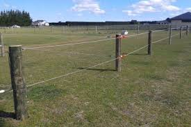 How To Safely Set Up An Equine Fence Steve Brown Rural Contracting