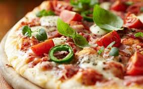 food pizza wallpapers hd desktop and