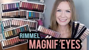 rimmel magnif eyes palettes full