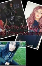 Adopted by Ashley Costello and chris motionless - Adriana Olson - Wattpad