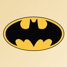 Amazon Com Fathead Batman Logo Giant Officially Licensed Dc Removable Wall Decal Home Kitchen