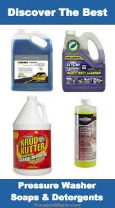 Pressure Washer Soap Detergent And Chemicals Definitive Guide Pressurewashr Com