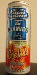 bud light clamato chelada anheuser
