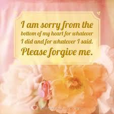 sorry messages apology com