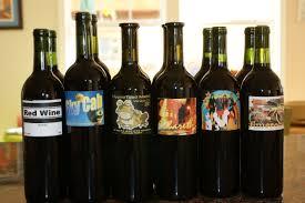 how to make wine labels fermentarium