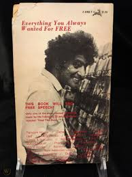 Abbie Hoffman - STEAL THIS BOOK - 1971 ...