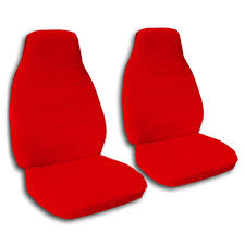 red velvet seat cover at rs 3800 set