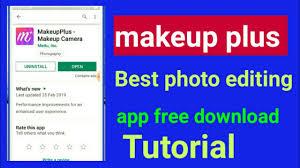 photo editing app tutorial