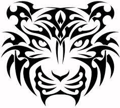 Animal Car Decals Car Stickers Tiger Car Decal 03 Anydecals Com