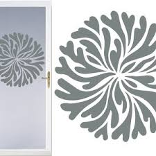 Cactus Western Diy Etched Glass Vinyl Window Film Privacy Etsy